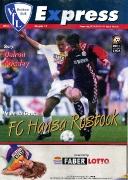 1997/98 - 14 Hansa Rostock
