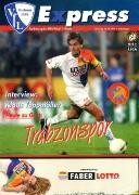 1997/98 - 30.9.97 Trabzonspor - UEFA-Cup