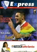 1998/99 - 7 Bayer Leverkusen