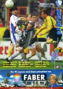 2000/01 - 1.4.2001 - Energie Cottbus