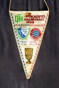 1968 Wimpel VfL Bochum