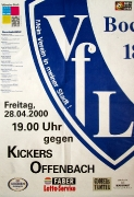 1999/00 Kickers Offenbach