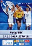 2004/05 Hertha BSC