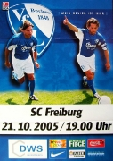 2005/06 SC Freiburg