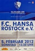 2011/12 Hansa Rostock