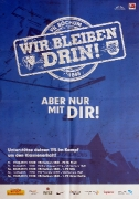 2012/13 - Wir bleiben drin!