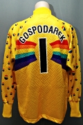 1997/98 Faber Gospodarek 1 UEFA