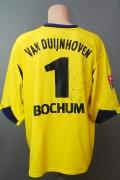 2002/03 DWS van Duijnhoven 1 Torwart Trikot